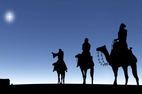 """...we should not let Christmas overshadow the continuing presence of our Lord, the epiphany of our Lord. "" Photo courtesy of www.timeanddate.com"